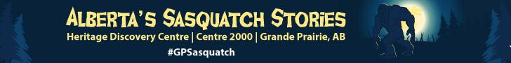 GP Sasquatch Banner