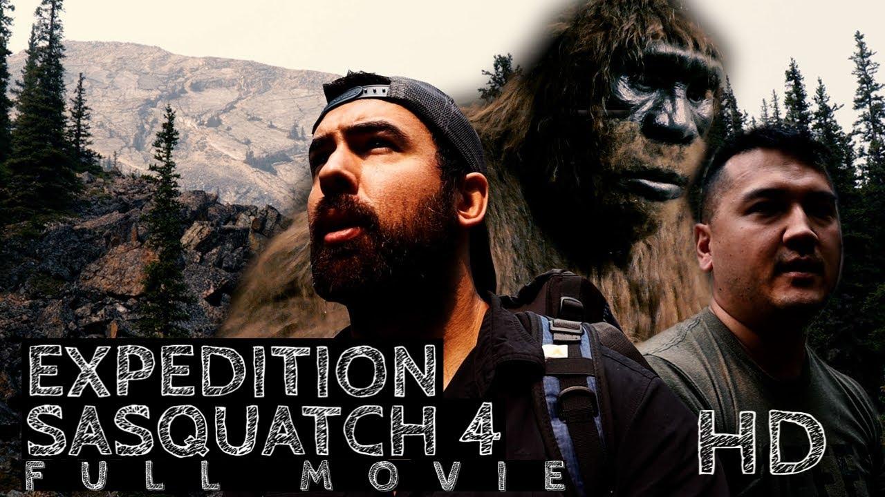 New Bigfoot Documentary: Expedition Sasquatch 4 (Alberta)